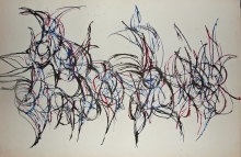 5966-untitled-root-study-india-inkoil-wash-on-paper-1959-36x23